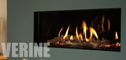 Fireplace type 8